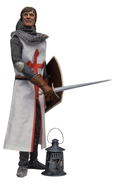 "Monty Python and the Holy Grail (Film) – Sir Galahad (Michael Palin) 12"" Figure"
