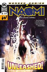 Naomi (2018 series) #01-6 [SET] — Volume 01: Who Am I?