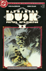 Nathaniel Dusk, Private Investigator (2011 mini-series) #1-4 [SET] — Volume 02: Apple Pedlers Die at Noon