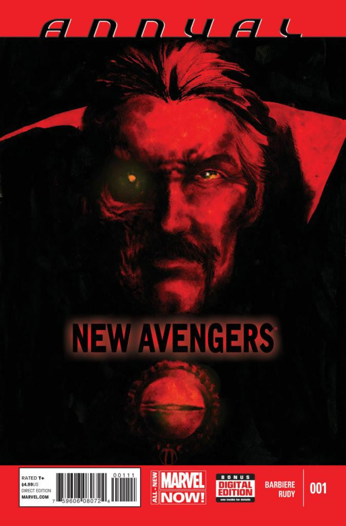 New Avengers (2012 Series) Annual #1