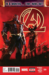 Avengers (2012 series) #35 (A Multi-Title Crossover) [SET] — Volume 08: Time Runs Out; The Complete Saga