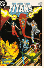 New Teen Titans (1984 series) #01-5 [SET] — Volume 01: The Terror of Trigon