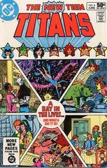 New Teen Titans (1980 series) #05-8 [SET] — Volume 01 (B): Trigon Lives!
