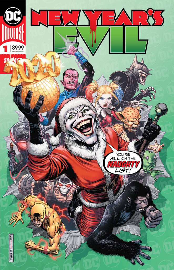 New Year's Evil (2019 one-shot) #1