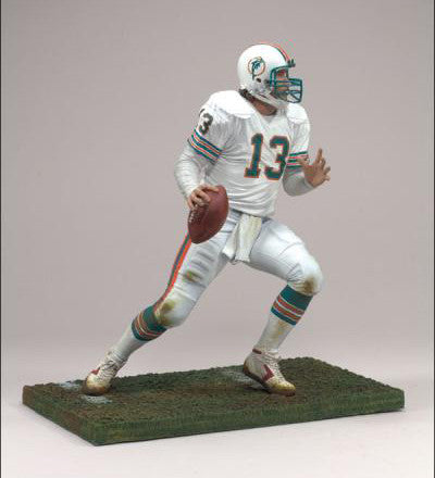 "NFL – Sports Picks Legends – Series 3 – Miami Dolphins: Dan Marino 6"" Figure"