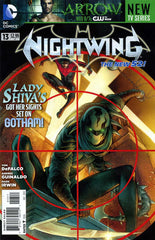 Nightwing (2011 series) #13-17 + Batman #17 [SET] — Volume 03: Death of The Family