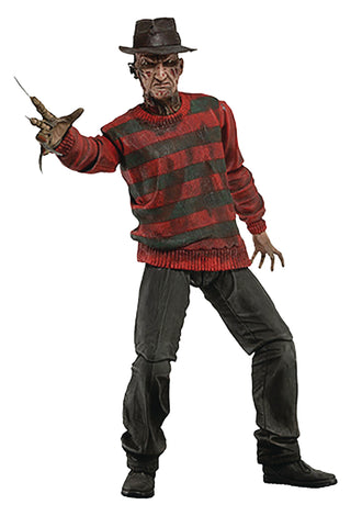 "A Nightmare on Elm Street (Film) – Ultimate Freddy Krueger 7"" Figure (30th Anniversary Edition)"