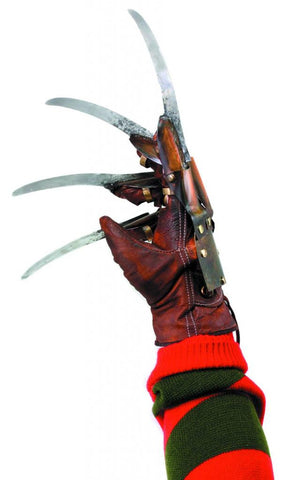 A Nightmare on Elm Street 3: Dream Warriors (Film) – Freddy Krueger's Glove Prop Replica