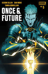 Once & Future (2019 series) #01-6 [SET] — Volume 01: Long Live the King (All Regular Covers)
