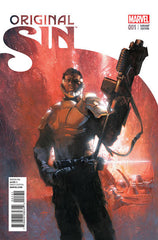 Original Sin (2014 mini-series) #0-8 + Annual #1 [SET] — Who Killed The Watcher? (Variant Incentive Covers)