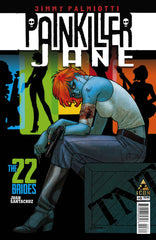 Painkiller Jane (2014 mini-series) #1-3 [SET] — Volume 02: The 22 Brides