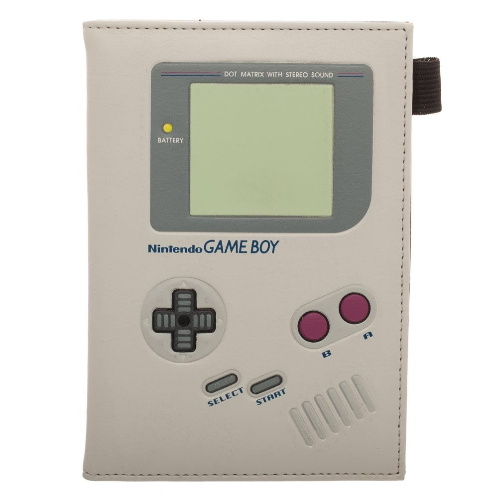 Passport Wallet – Nintendo Classic Gameboy Traveler's Wallet