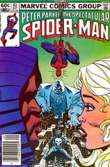 Spider-Man (1976 series) #081-82 [SET] — Crime and Punishment