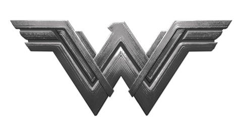 Pewter Lapel Pin – Wonder Woman (Film) – Wonder Woman Logo