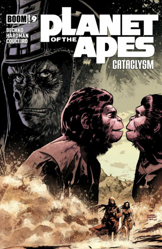 Planet of The Apes (2012 series) #09-12 [SET] — Volume 08: Cataclysm Book Three