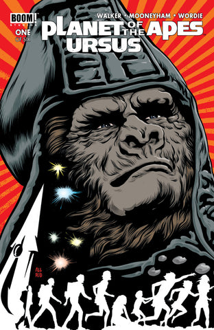 "Planet of The Apes (2017 mini-series) #1-6 [SET] — Ursus (All Variant ""B"" Covers)"