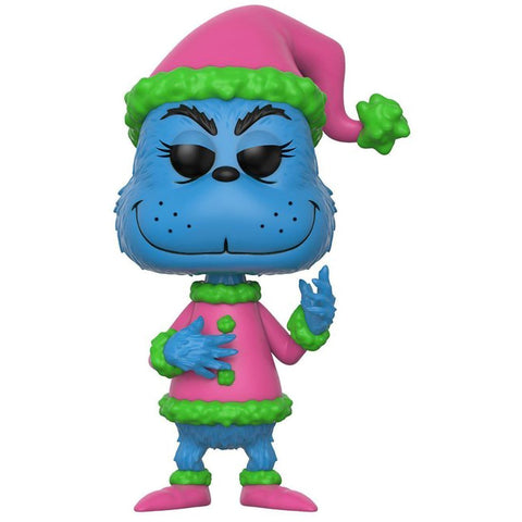 "POP! Books – How the Grinch Stole Christmas – The Grinch (Variant Blue ""Chase"" Version) 3.75"" Vinyl Figure"