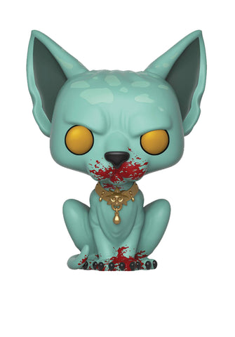 "POP! Comics – Saga – Lying Cat 3.75"" Vinyl Bobble Figure (Variant ""Bloody"" Version) (FCBD 2018 Exclusive)"