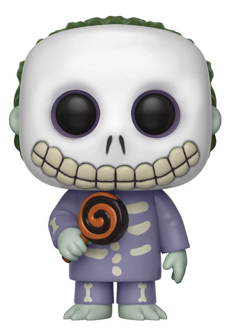 "POP! Disney – A Nightmare Before Christmas (Film) – Barrel 3.75"" Vinyl Bobble Figure"
