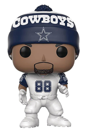 "POP! NFL Football Legends – Dallas Cowboys – Wide Reciever Dez Bryant (Throwback Jersey) 3.75"" Vinyl Figure"