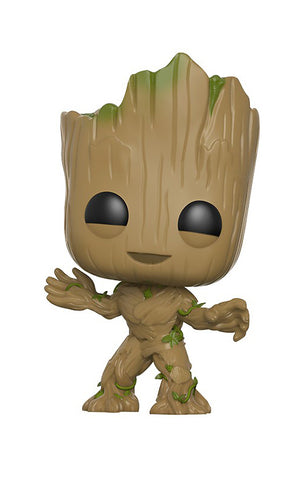 "POP! Heroes – Guardians of the Galaxy Vol. 2 (Film) – Baby Groot 3.75"" Vinyl Bobble Figure"