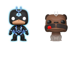 "POP! Heroes – Inhumans – Black Bolt & Lockjaw 3.75"" Vinyl Bobble Figure 2-Pack (Variant SDCC 2018 ""Teleporting"" Version)"