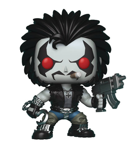 "POP! Heroes – Lobo 3.75"" Vinyl Figure (Previews Exclusive)"