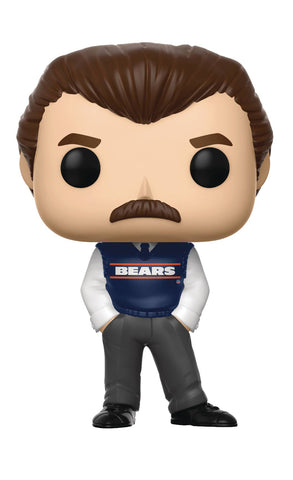 "POP! NFL Football Legends – Chicago Bears – Head Coach Mike Ditka 3.75"" Vinyl Figure"