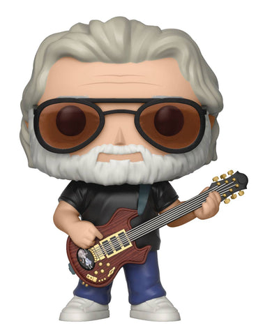 "POP! Rocks – The Grateful Dead – Jerry Garcia 3.75"" Vinyl Bobble Figure"