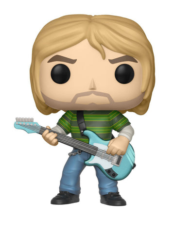 "POP! Rocks – Nirvana – Kurt Cobain 3.75"" Vinyl Bobble Figure"