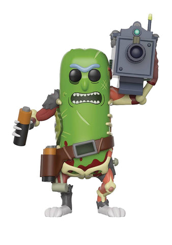 "POP! Television – Rick and Morty – Pickle Rick with Laser 3.75"" Vinyl Bobble Figure"