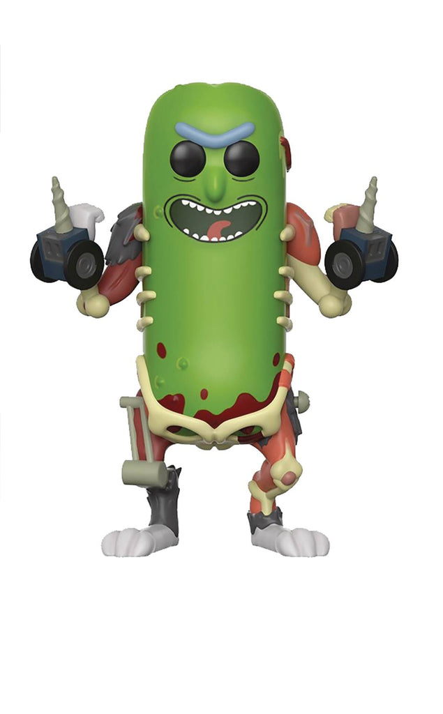 "POP! Television – Rick and Morty – Pickle Rick 3.75"" Vinyl Bobble Figure"