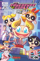 Powerpuff Girls (2015 mini-series) #1-5 [SET] — Volume 03: Super Smash-Up (All Variant Subscription Covers)