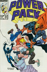 Power Pack (1984 series) #29-32 [SET] — Volume 04 (B): The War on Drugs