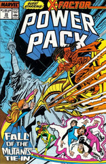 Power Pack (1984 series) #33-36 [SET] — Volume 04 (C): The Master Mold