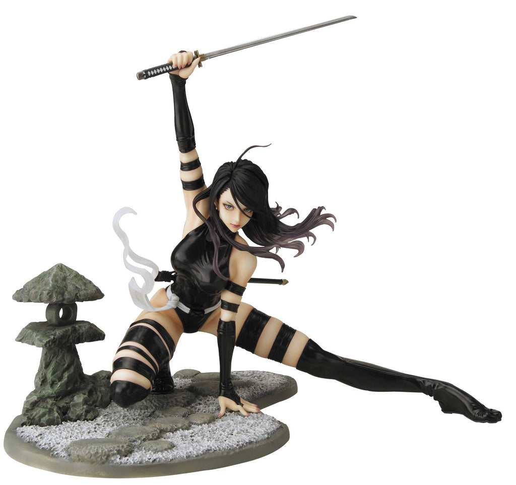 "X-Men – Bishoujo 8"" Statue – Psylocke (X-Force Version)"