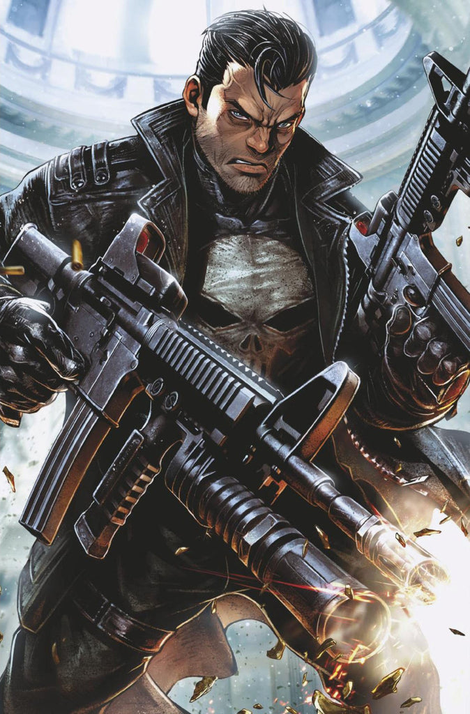 "Punisher (2018 series) #11 (Variant ""Marvel Battle Lines"" Cover - Maxx Lim)"