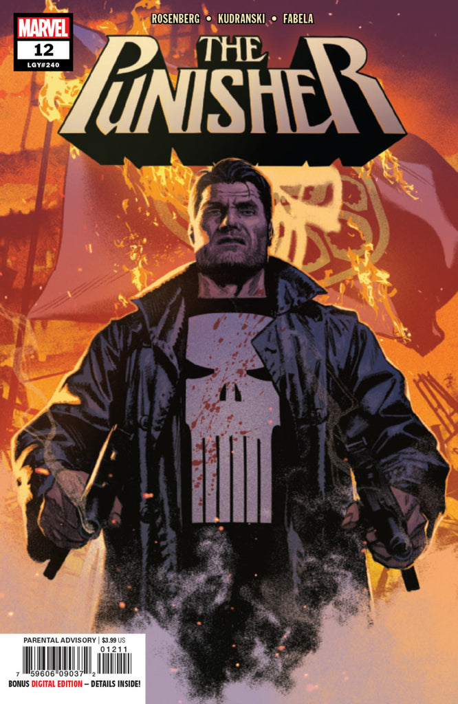 Punisher (2018 series) #12-16 [SET] — Volume 03: Street by Street, Block by Block (All Regular Covers)