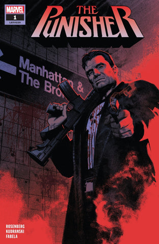 Punisher (2018 series) #1 (Regular Cover - Greg Smallwood)