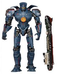 "Pacific Rim (Film) – Series 4 – Jaeger Gypsy Danger 2.0 (Hong Kong Brawl) 7"" Figure"