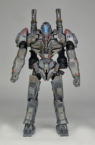 "Pacific Rim (Film) – Series 3 – Jaeger Coyote Tango 7"" Figure"