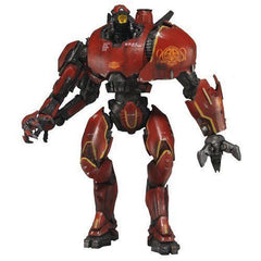 "Pacific Rim (Film) – Second Deployment ""Essential"" – Jaeger Crimson Typhoon 7"" Figure"