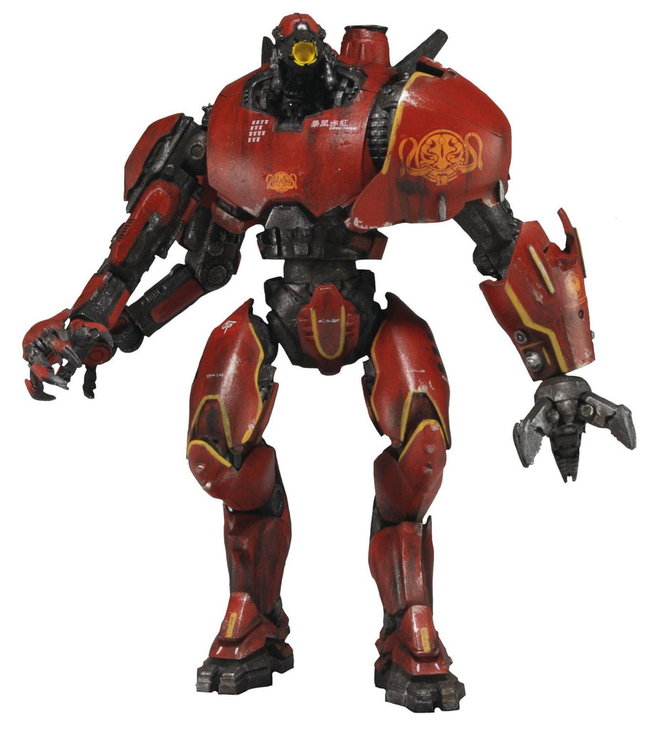 "Pacific Rim (Film) – Series 1 – Jaeger Crimson Typhoon 7"" Figure"