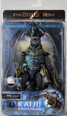 "Pacific Rim (Film) – Series 3 –  Kaiju Knifehead (Battle-Damaged Version) 7"" Figure"