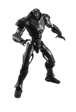 "Pacific Rim Uprising (Film) – The Robot Spirits Series 2 – Jaeger Obsidian Fury 6"" Figure"
