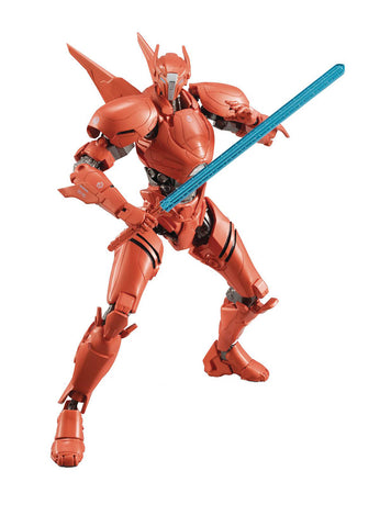 "Pacific Rim Uprising (Film) – The Robot Spirits Series 2 – Jaeger Saber Athena 6"" Figure"