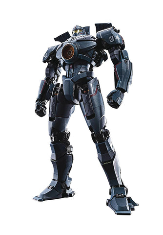 "Pacific Rim Uprising (Film) – The Soul of Chogokin Series GX-77 – Jaeger Gipsy Danger Electronic Die-Cast Metal 9"" Figure"
