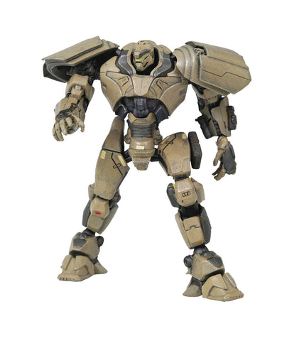 "Marvel Select – Pacific Rim 2: Pacific Rim Uprising (Film) – Series 1 – Jaeger Bracer Phoenix 7"" Figure (Variant TRU Exclusive Edition)"