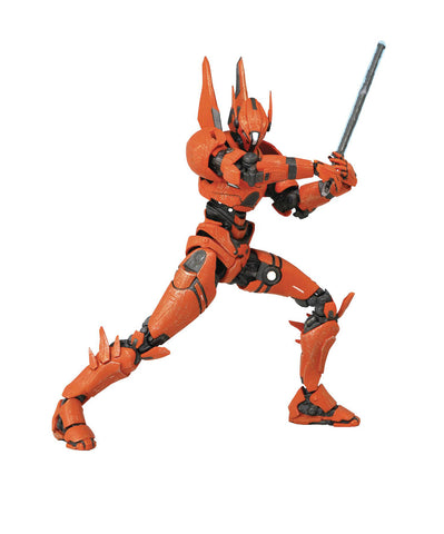 "Marvel Select – Pacific Rim 2: Pacific Rim Uprising (Film) – Series 1 – Jaeger Saber Athena 7"" Figure (Variant TRU Exclusive Edition)"