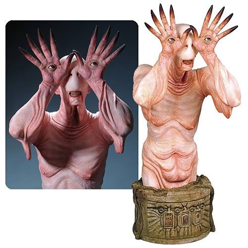 Pan's Labyrinth (Film) – Pale Man Bust (SDCC 2010 Exclusive)